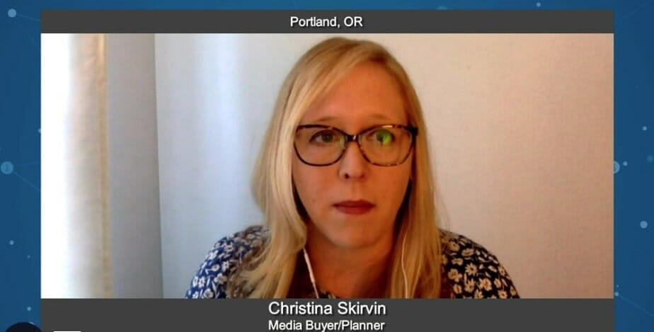 """Marketing for Your Future"" with Christina Skirvin"
