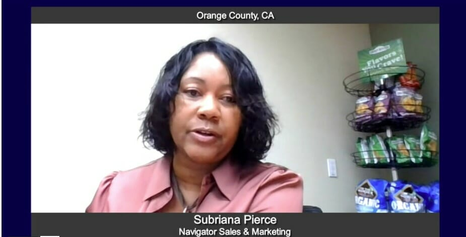 """Ignite Success"" with Subriana Pierce from Navigator Sales & Marketing"