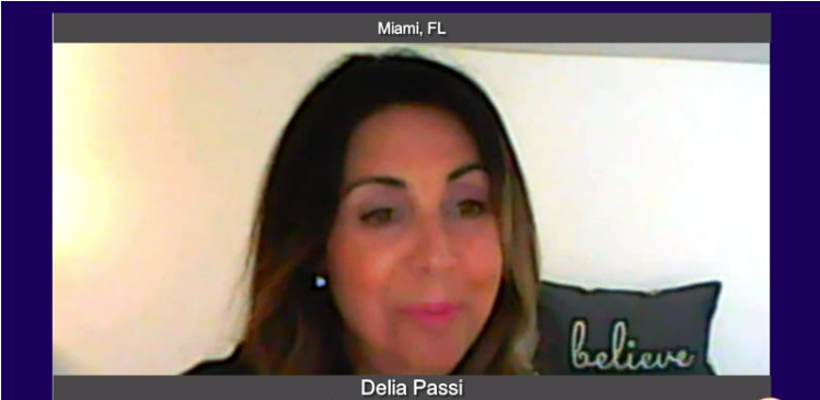 """""""Ignite Success"""" with Delia Passi from Women's Choice Award"""