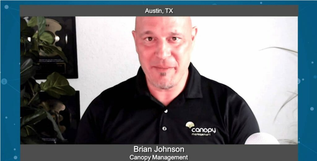 """Biz Buzz"" with Brian Johnson from Canopy Management"