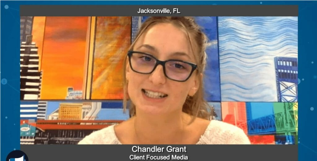 """Marketing Champions"" with Chandler Grant from Client Focused Media"