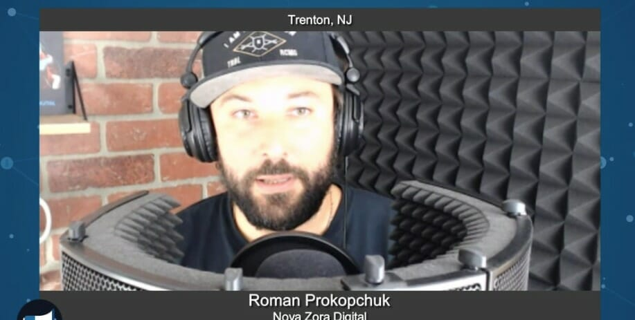 """Marketing Champions"" with Roman Prokupchuk from Nova Zora Digital"