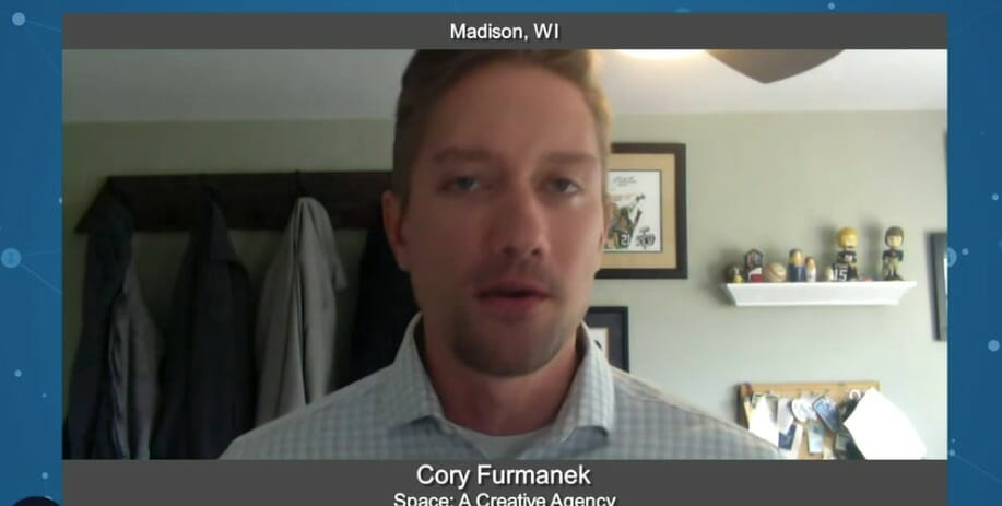 """Biz Buzz"" with Cory Furmanek from Space: A Creative Agency"