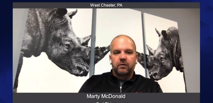 """Marketing Champions"" with Marty McDonald from Bad Rhino"