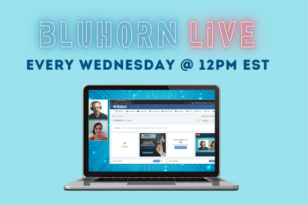 BluHorn Live – Default Settings in BluHorn