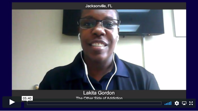 """""""Ignite Success""""  with Lakita Gordon from The Other Side of Addiction"""