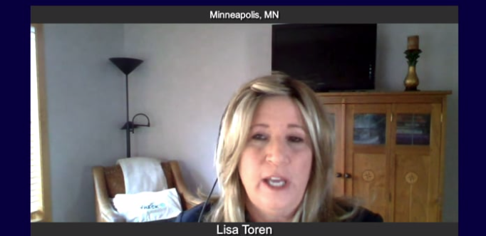 """Ignite Success"" with Lisa Toren from Inside Track Marketing & Media"