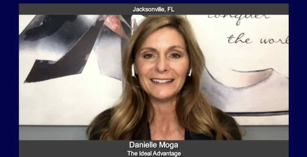 """""""Ignite Success"""" with Danielle Moga from The Ideal Advantage"""