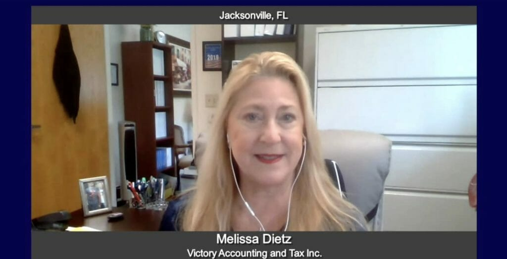 """""""Ignite Success"""" with Melissa Dietz from Victory Accounting and Tax Inc"""