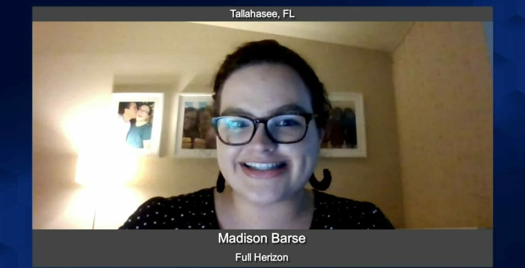 """Programmatic Champions""  with Madison Barse from Full Herizon"