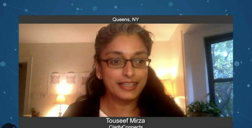 """Biz Buzz"" with Touseef Mirza from ClarityConnects"