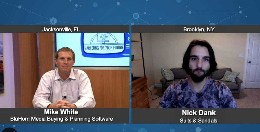 """""""Marketing For Your Future"""" with Nick Dank from Suits & Sandals"""