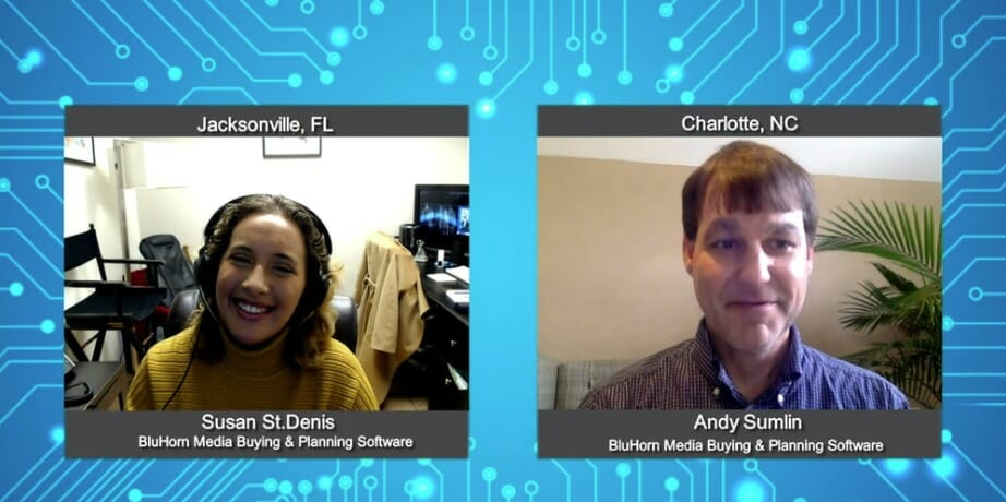 """Digital Champions"" with Andy Sumlin from BluHorn Media Buying and Planning Software"
