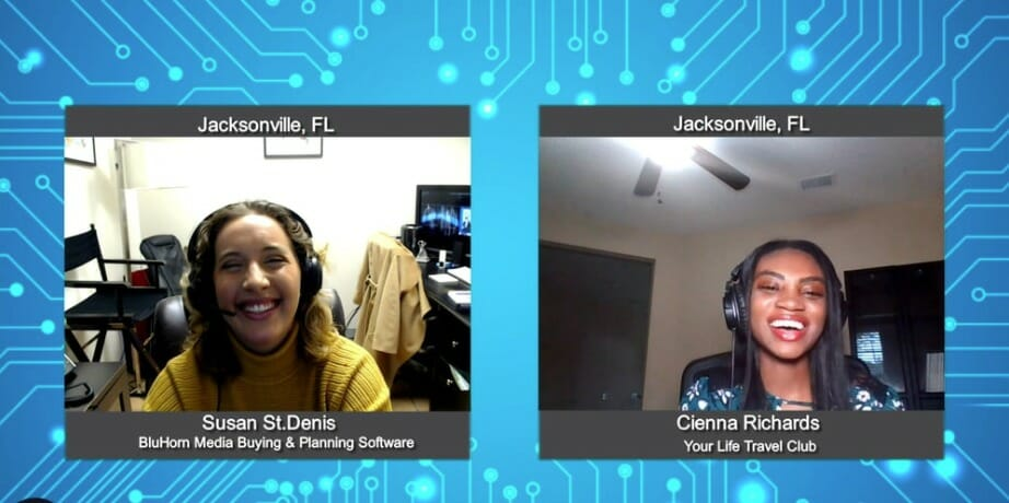 """Digital Champions"" with Cienna Richards from Your Life Travel Club"