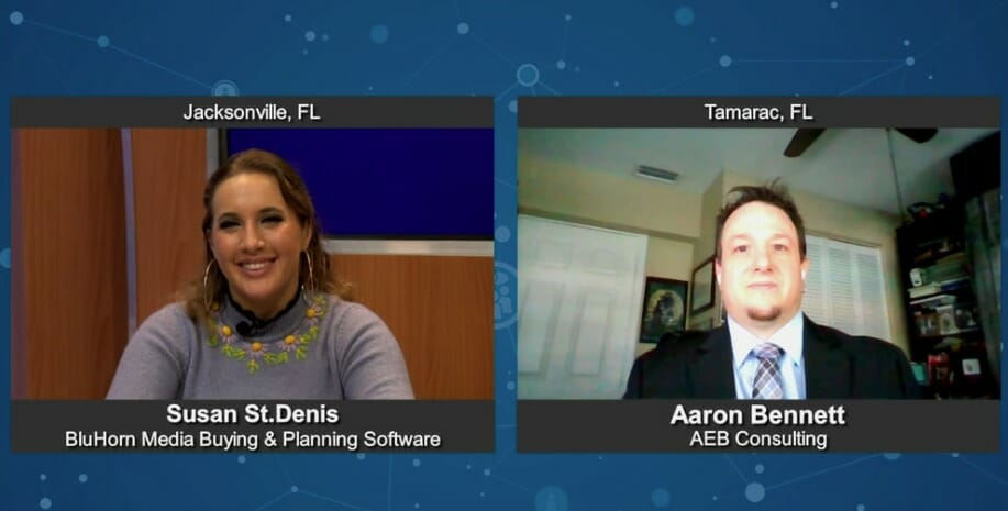 """""""Marketing For Your Future"""" with  Aaron Bennett from AEB Consulting"""