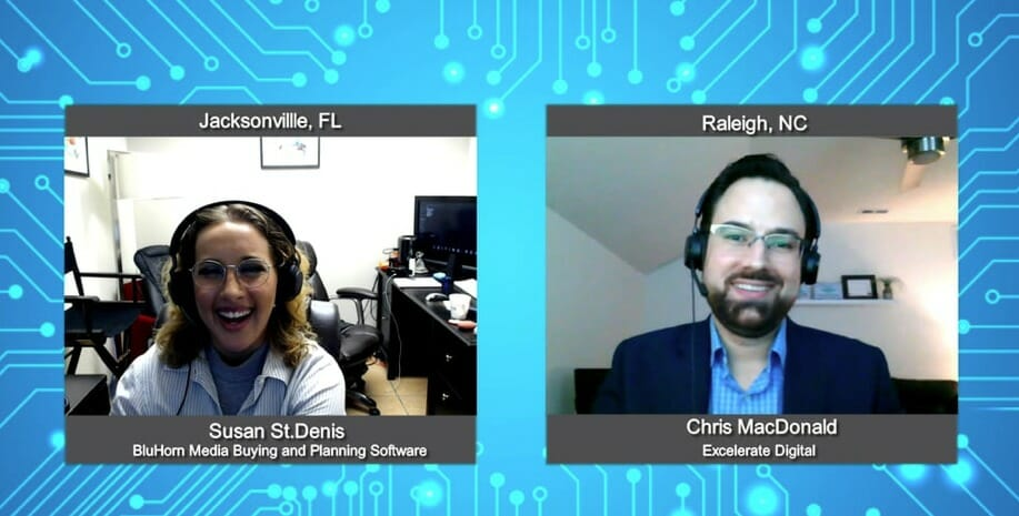 """""""Media Champions"""" with  Chris MacDonald from Excelerate Digital"""