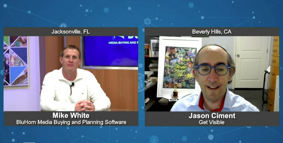 """""""Marketing For Your Future"""" with Jason Ciment from Get Visible"""