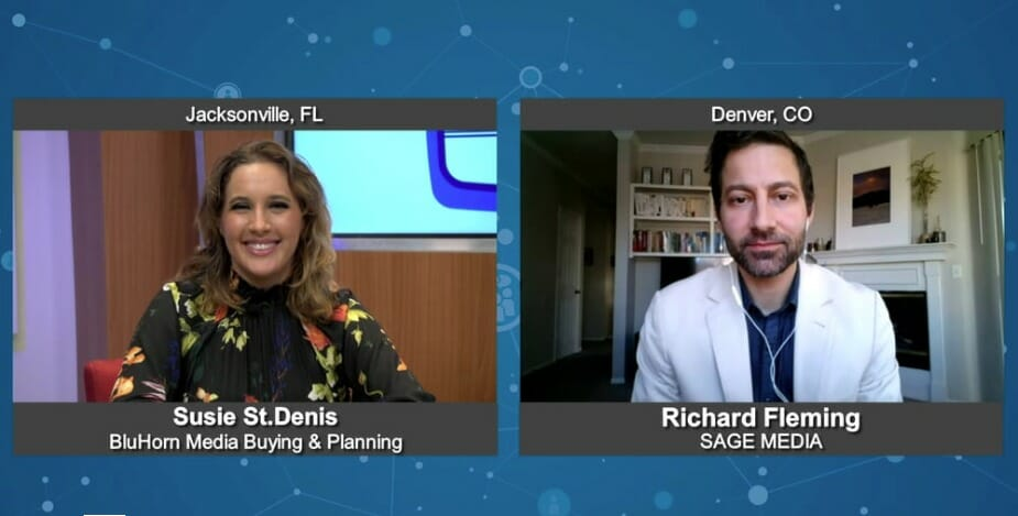 """Biz Buzz"" with Richard Fleming from SAGE MEDIA"
