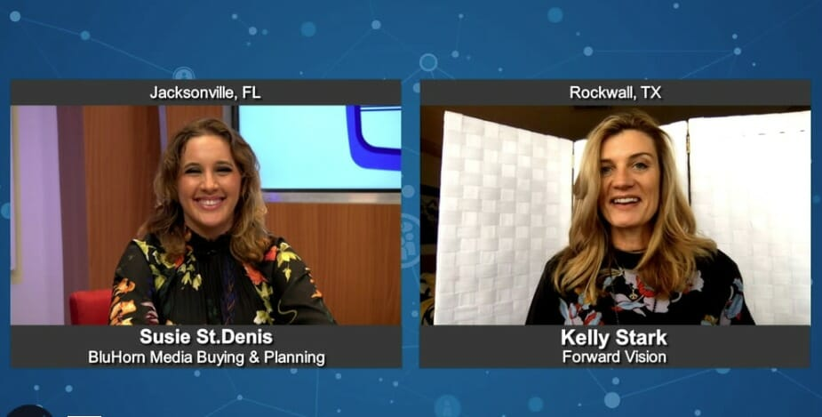 """Biz Buzz"" with Kelly Stark from Forward Vision"