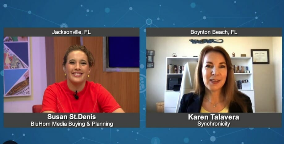 """""""Marketing For Your Future"""" with Karen Talavera from Synchronicity"""