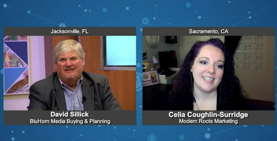 """Biz Buzz"" with Celia Coughlin-Surridge from Modern Roots Marketing"