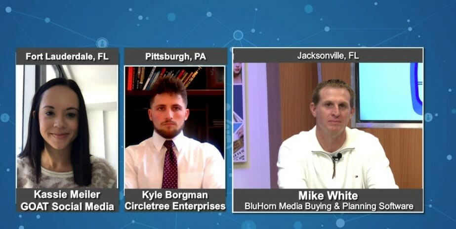 """Inside Look"" with Kyle Borgman from Circletree Enterprises and Kassie Meiler from GOAT Social Media"