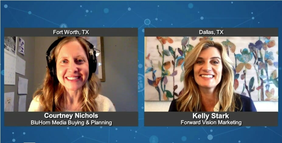 """""""Marketing Champions"""" with Kelly Stark from Forward Vision Marketing"""