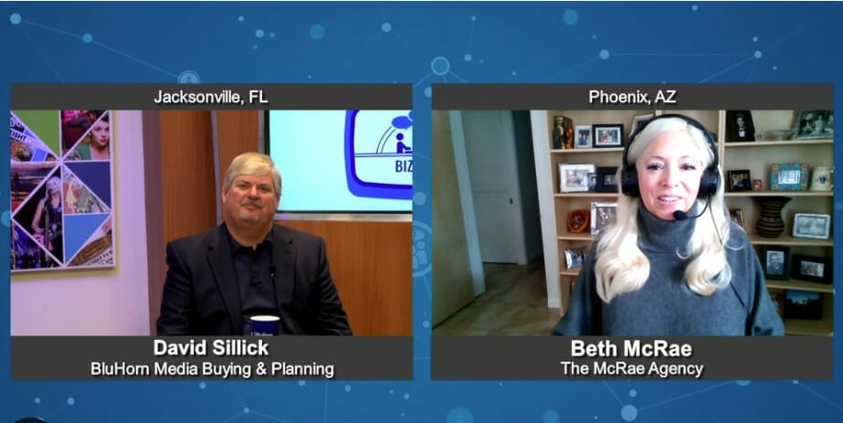 """Biz Buzz"" with Beth McRae from The McCrae Agency"