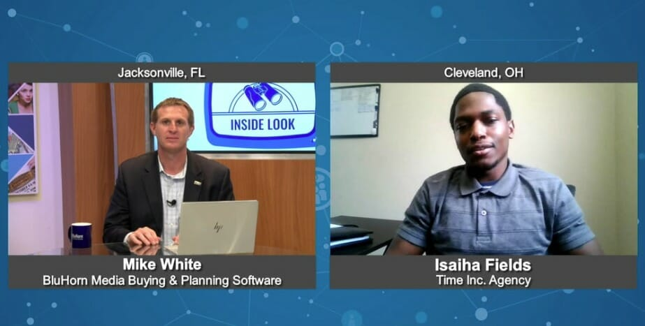 """Inside Look"" with Isaiha Fields from Time Inc Agency"