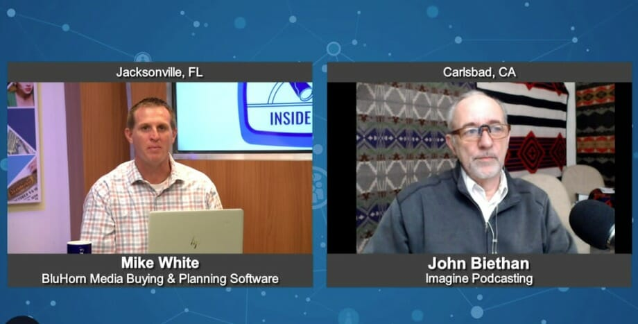 """""""Inside Look"""" with John Biethan from Imagine Podcasting"""