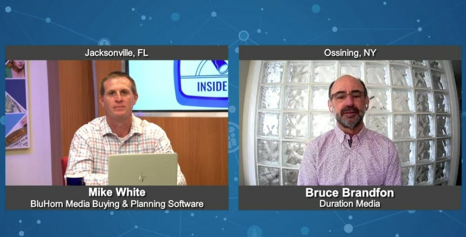 """""""Inside Look"""" with Bruce Brandfon with Duration Media"""