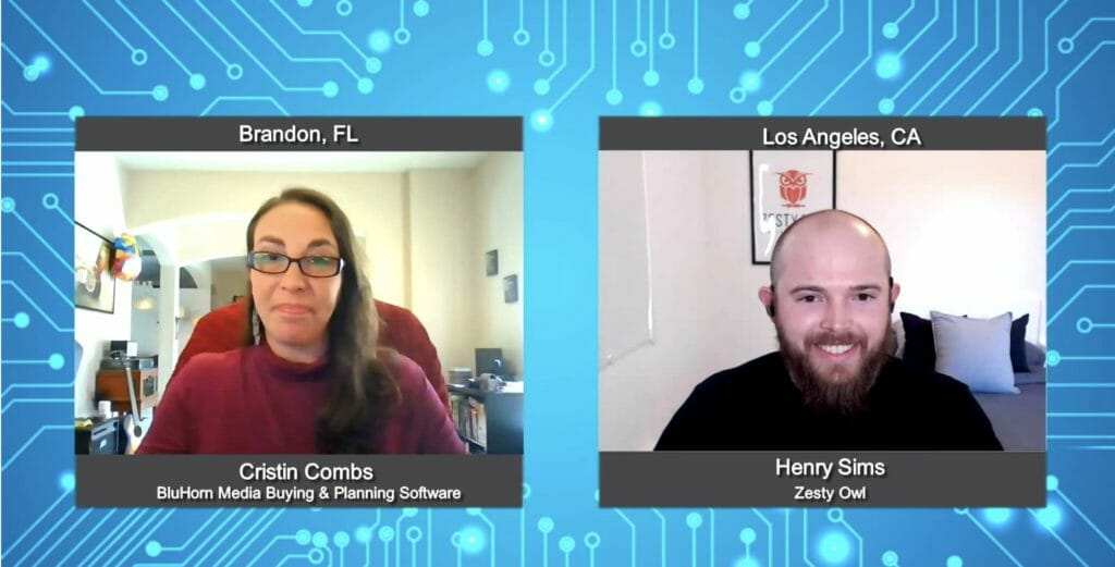 """""""Programmatic Champions"""" with Henry Sims from Zesty Owl"""
