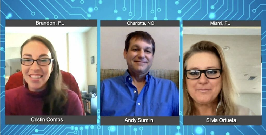"""""""Programmatic Champions"""" with Andy Sumlin and Silvia Ortueta from BluHorn"""