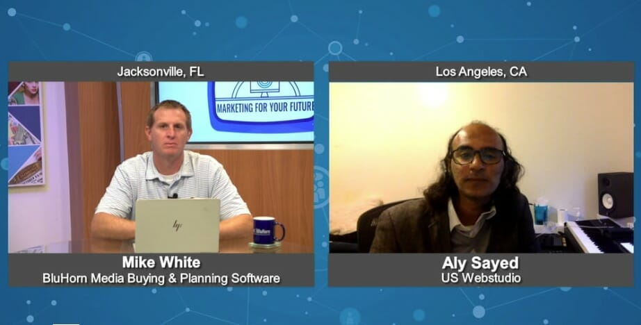 """""""Marketing For Your Future"""" with  Aly Sayed from US Webstudio"""