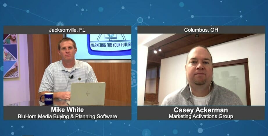 """""""Marketing For Your Future"""" with  Casey Ackerman from Marketing Activations Group"""