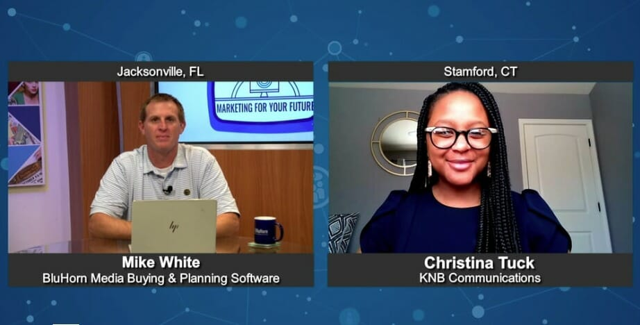 """""""Marketing For Your Future"""" with Christina Tuck from KNB Communications"""