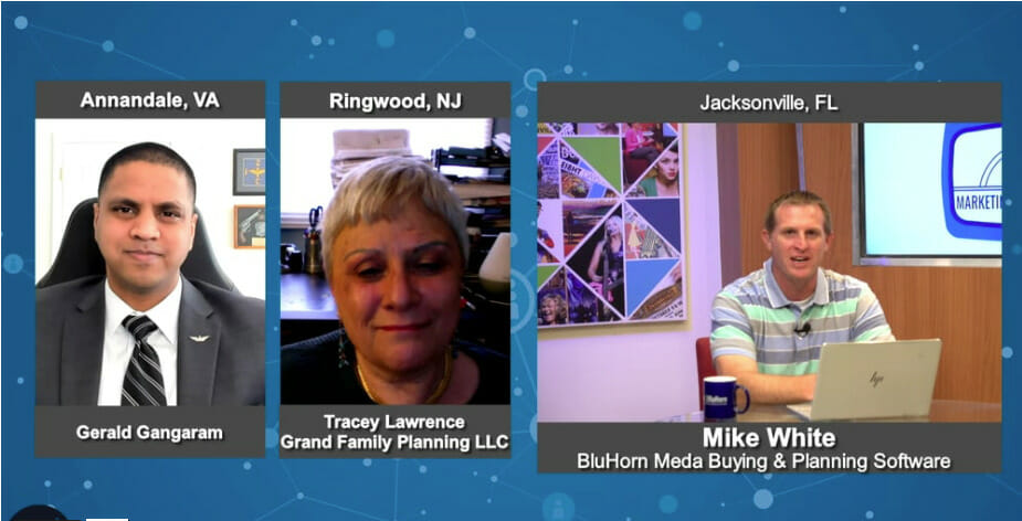 """""""Marketing For Your Future"""" with Gerald Gangaram from Gerald Gangaram and Tracey Lawerence from Grand Family Planning"""