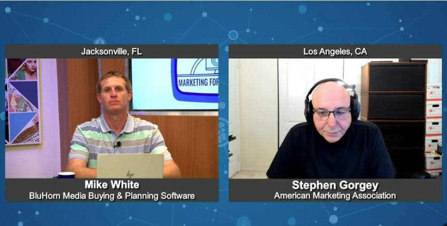 """""""Marketing For Your Future"""" with Stephen Gorgey from the American Marketing Association"""