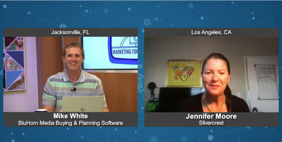 """""""Marketing For Your Future"""" with Jennifer Moore from Silvercrest"""