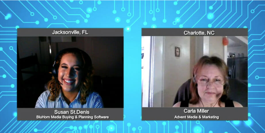 """""""Media Champions"""" with Carla Miller from Advent Media & Marketing"""