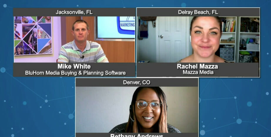 """""""Marketing For Your Future"""" with Rachel Mazza from Mazza Media and Bethany Andrews from Layover Inc"""