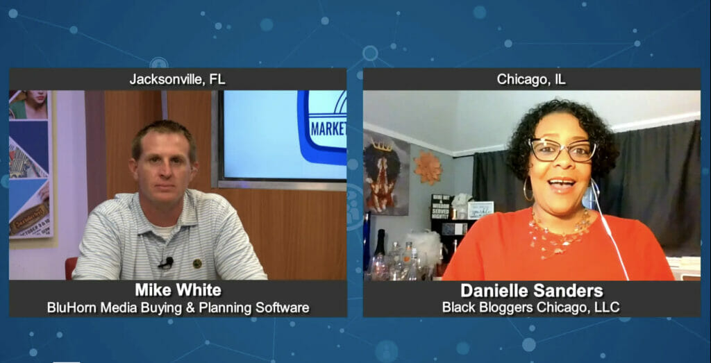 """""""Marketing For Your Future"""" with Danielle Sanders from Black Bloggers Chicago"""