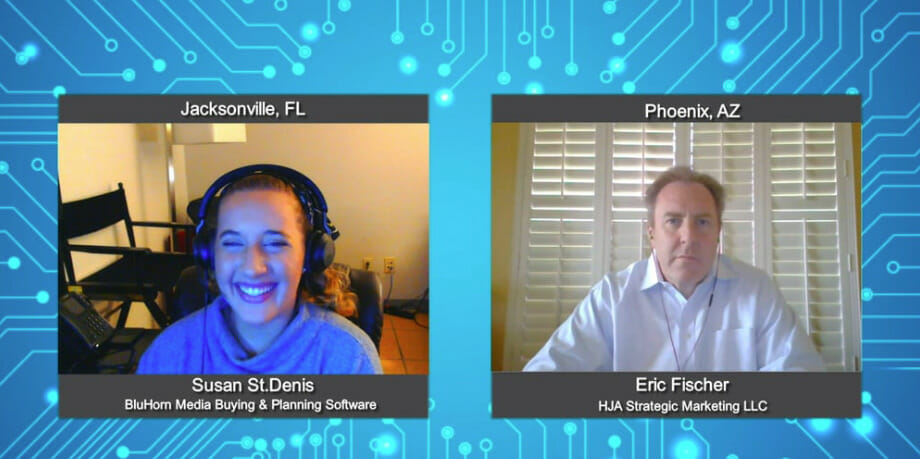 """""""Media Champions"""" with Eric Fischer from HJA Strategic Marketing"""