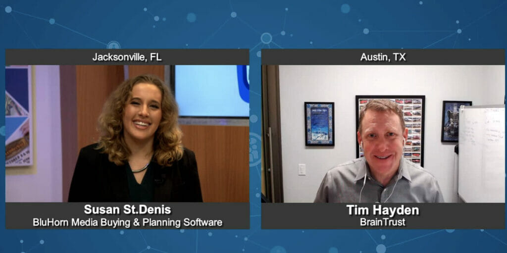 """""""Marketing For Your Future"""" with Tim Hayden from Brain Trust"""