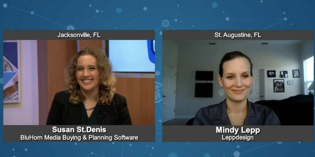 """""""Marketing For Your Future"""" with Mindy Lepp from Leppdesign"""