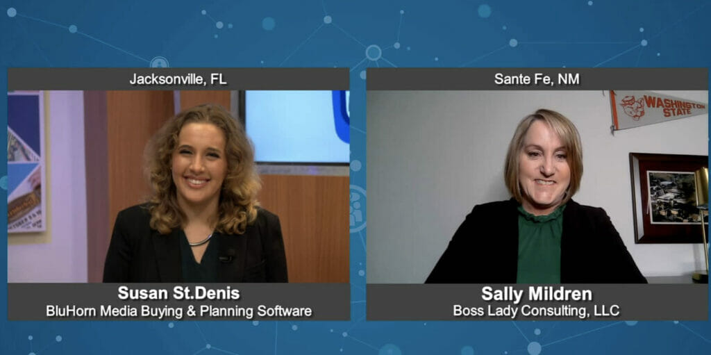 """""""Marketing For Your Future"""" with Sally Mildren from Boss Lady Consulting"""
