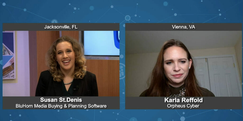 """""""Marketing For Your Future"""" with Karla Reffold from Orpheus Cyber"""