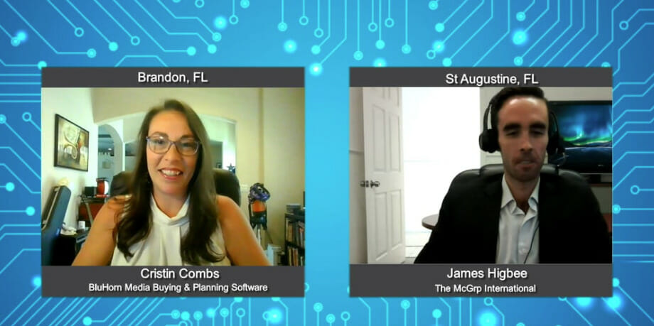 """""""Programmatic Champions"""" with James Higbee from The McGrp International"""