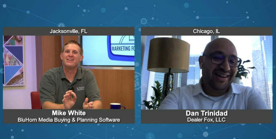 """""""Marketing For Your Future"""" with  Dan Trinidad from Dealer Fox"""