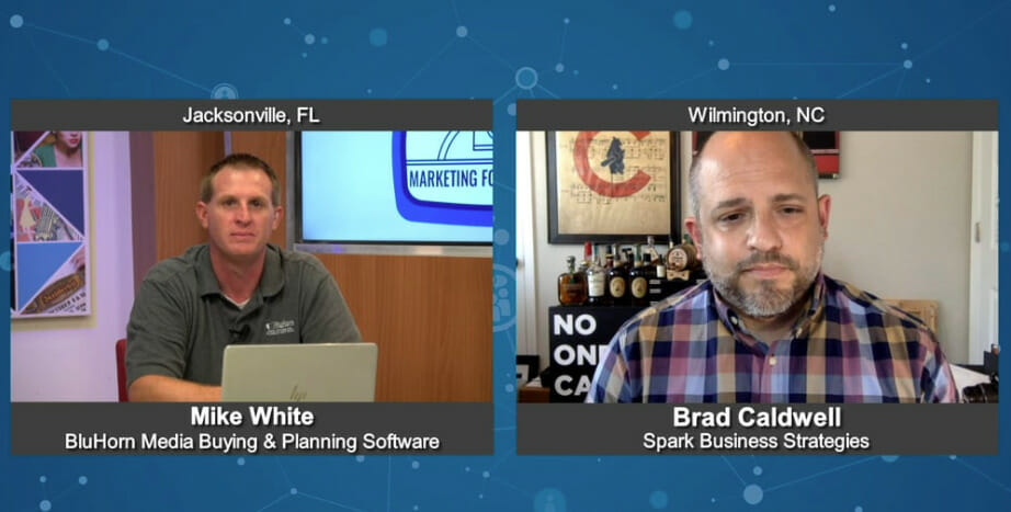 """""""Marketing For Your Future"""" with Brad Caldwell from Spark Business Strategies"""